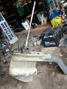 Johnson Evinrude Lower Unit Electric Shift 85/115 Used But Nice