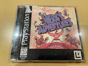 Herc's Adventures Sony Playstation 1, 1997 Ps1 Cib Complete W/ Registration