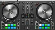 Native Instruments Dj Controller S2 Mk3 25421 Traktor 2 Deck System New