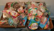 80 Sealed Vintage - Mcdonalds Happy Meal Toys - Hugh Variety - Free Shipping