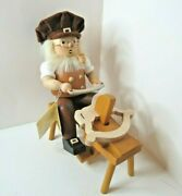 Ulbricht Wooden Toy Maker Natural Incense Smoker Fathers Day Gift Idea