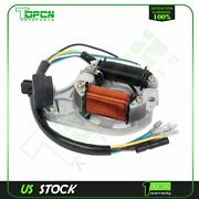 5 Wires 2 Coil Stator For Dirt Bikes 4-stroke 60cc Engines