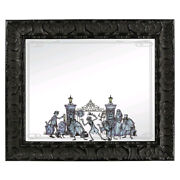 Disney Haunted Mansion - Framed Mirror - Very Hard To Find New In Box Mint