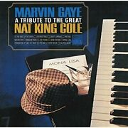 Marvin Gaye A Tribute To The Great Nat King Cole Japan Cd Uicy-77394 2015 New