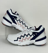 New Adidas Team Usa Donovan Mitchell D.o.n. Issue 2 Shoes Fy0872 Menandrsquos Size 11.5