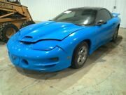 Rear Axle Disc Rear Brakes With Traction Control Fits 95-97 Camaro 391245