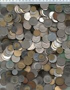 Five Kilo Job Lots Of Unsorted World Coins