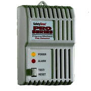 Safety Siren Pro Series Combustible Gas Detector Hs80501