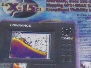 Lowrance Lcx 15 Color Chart Plotter And Fish Finder