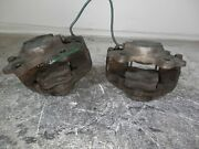 Girling Type Pb Front Brake Calipers - 64327813 And 64326046