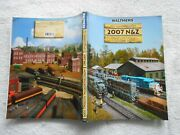 Ho Walthers 2007 N And Z Model Railroad Reference Book