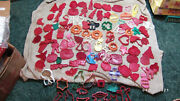 108 Various Plastic Cookie Cutters