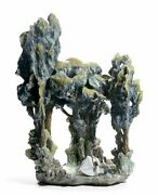 Lladro Retired Limited Edition 01008597 Enchanted Glade 8597 Brand New In Box