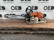 Stihl 064 Av Chainsaw - Strong Running 85cc Saw / 20 Bar New Chain - Ships Fast
