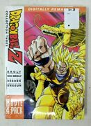 Dragon Ball Z Movie 4-pack Collection Three Dvd