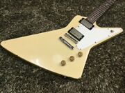 Used Orville By Gibson Explorer Cw Guitar Eia278