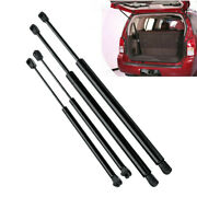 30x4pcs Rear Window+tailgate Gas Struts Support Lift For Pathfinder R51