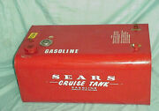 18 Gal. Vintage Sears Cruise Tank Boat Tractor Ratrod Hotrod Large Gas Fuel Car