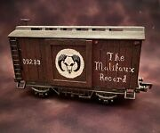 Custom Built Train For Malifaux Magnetized And Fully Functional Wheels Wyrd