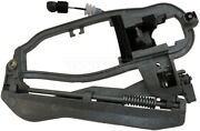 Fit 00-06 Bmw X5 Passenger Front Exterior Outside Door Handle Carrier With Cable