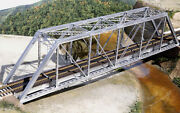 Central Valley Model Works Ho Scale 150and039 Eastern Gussted Girder Bridge Kit 1906