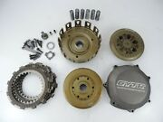 04-17 Gytr Components Complete Billet Conventional Clutch Kit Yfz450 Yfz450r