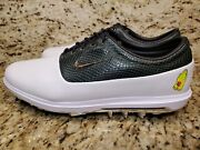 Nike Zoom Victory Tour Masters Limited Edition Golf Cleats Bq4802-100 Size 11.5