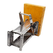 Capacity 110 Lbs Heavy Duty Stainless Steel Outboard Motor Bracket Wood-color
