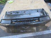 Bentley Continental Gtc Convertible Trunk Lid Bootlid Oem New 2019-2022 Cabrio
