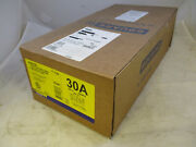 Square D H361ds 30a 600v Fused Disconnect And039sameday Shipand039 Factory New And039stock 4and039