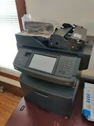 2 Dell 3335dn Laser Printers And An Old Hp Color Laserjet Printer For Parts