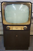 Admiral 1950s Television Console Museum Closed