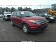 Driver Front Door Base Without Police Package Fits 11-15 Explorer 575647