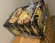 New Case Of Dracco Spin Tops Draccospin Gold And Silver Series Unopened Retro