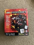 Lego Minecraft Micro World The Nether 21106 Retired New Sealed Zombie Pigman