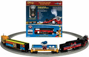 O Scale Lionel Mickey Mouse And Friends Express Lionchiefandreg Set With Bluetooth