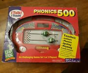 1999 Leap Frog Phonics 500 Race Game Learning Toy - Leapfrog - Frogger