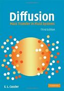 Diffusion Mass Transfer In Fluid Systems Cambridge Series In Chemical Engineer
