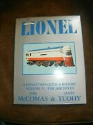 Lionel - Collectors Guide And History Volume. V - By Tom Mc Comas And James Tuohy