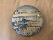 And Co. The Boeing Company 1916 Limited Edition Porcelain Trinket Box