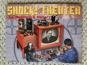 Shock Theater An Illustrated History, Out Of Print, Rare, Nm Unread Condition