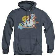Love Boat, The The Doctor Is In - Heather Pullover Hoodie