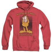 Garfield I Didnt Do It - Heather Pullover Hoodie