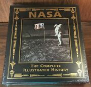 Nasa The Complete Illustrated History Signed Edition The Easton Press Aldrin New