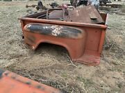 1955-59 Chevy Short Bed Step Side Bed With Tailgate