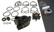 Water Pump Kit For Mariner 110 Hp Jet 2.5l 1b690542 And Up Outboard Boat Impeller