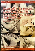 2001 Mastronet Reference And Price Guide For Collecting Game Used Baseball Bats