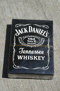 Jack Danieland039s Old No. 7 Tennessee Whiskey Deck Of Playing Cards New Sealed Rare