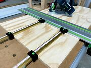 Toolcurve Parallel Guides For Festool Guide Rails And Track Saws