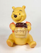 Disney Wdcc Winnie The Pooh And Honey Tree Time For Something Special Figure
